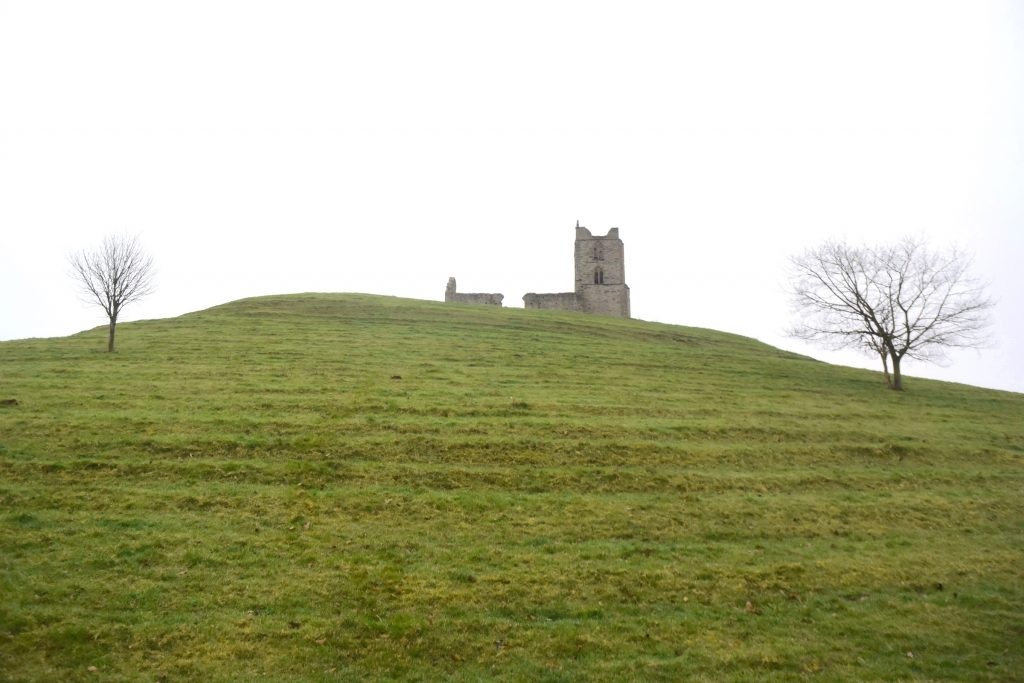 Burrow Mump, Somerset Levels.