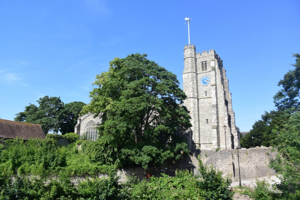 All Saints' church, Maidstone, Medway, Kent