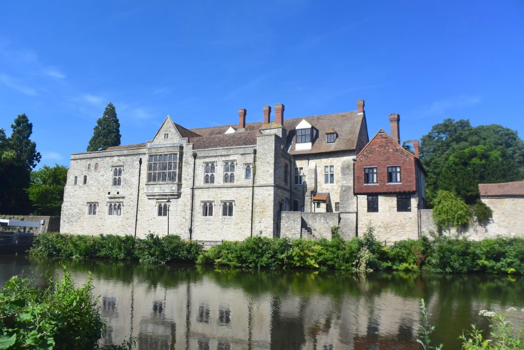 The Archbishop's Palace, Maidstone, Medway, Kent