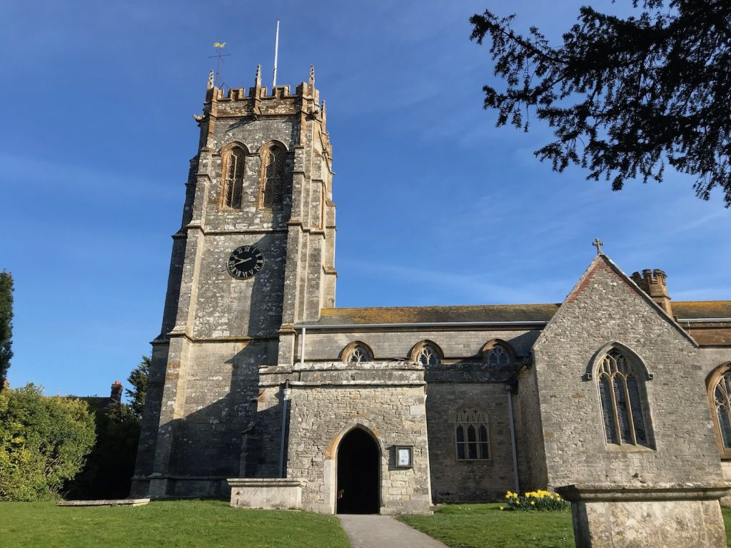St George's church, Fordington, Dorchester. Dorset