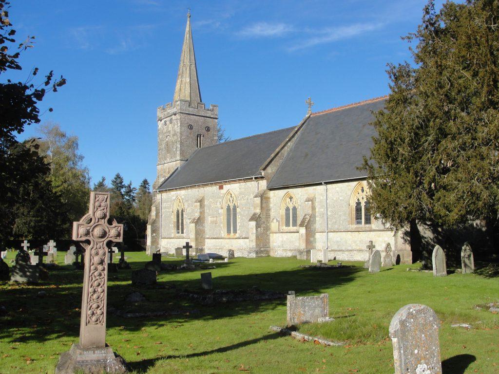 St Aldhelm's church, Bishopstrow, Wiltshire