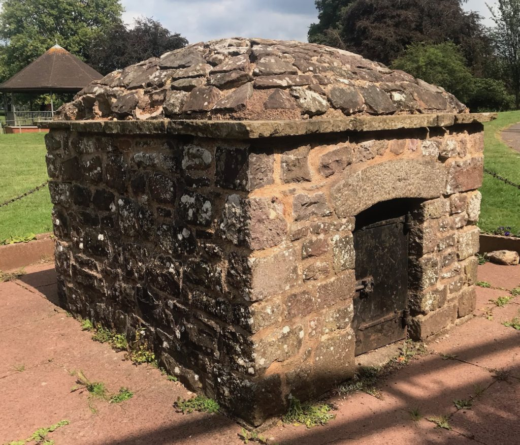 St Boniface's Well (or Winfrith's Well - after his original name), Crediton, Devon.