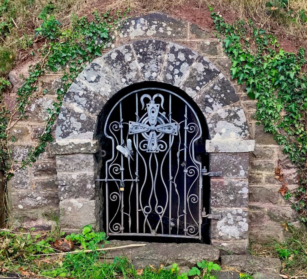 The Holy Well, Shobrooke, near Crediton, Devon