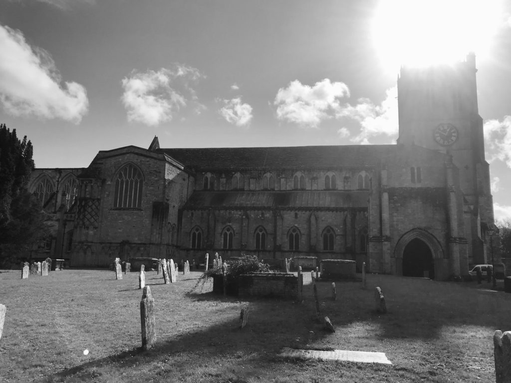 Christchurch Priory, Dorset